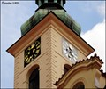 Image for Clock Tower of Klementinum / Hodinová vež Klementina (Prague)