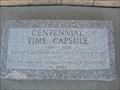 Image for Centennial Time Capsule - Yukon, OK