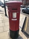 Image for Victorian Pillar Box - Oakley Street - Chelsea - London SW3 - UK