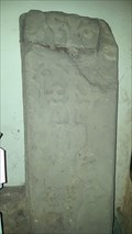 Image for Coffin Lid - St Nicholas - South Kilworth, Leicestershire