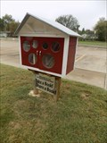 Image for Little library remains open for students - Bartlesville, OK
