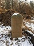 Image for Washington D.C. Boundary Stone - South East 9
