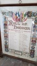 Image for Roll of Honour - St Mary - Teynham, Kent