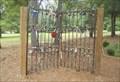 Image for Dothan Area Botanical Gardens Lock Gate - Kinsey, AL, USA