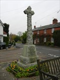 Image for War Memorial, Ullenhall, Warwickshire, UK