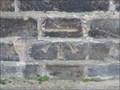 Image for Cut Bench Mark - Netley Street, London, UK