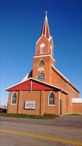 Image for FISH CREEK RIDGE CHURCH SPIRE - Rockland, WI