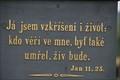 Image for Citat z bible - Jan 11.25. - Ruprechtov, Czech Republic