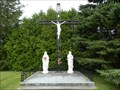 Image for La croix du cimetière de Pintendre, Qc, Canada