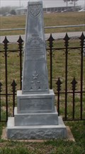 Image for Mrs. Elizabeth Holt -- Matagorda Cemetery, Matagorda TX