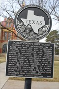 Image for Donley County Courthouse