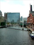 Image for Pedestrian Bridge at Inner Harbor - Baltimore, MD