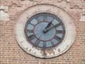 Image for La Catedral Metropolitana Clock - Medellín, Colombia
