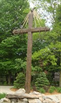 Image for A Cross in the Garden of Faith and Hope - Brockville, Ontario