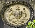 Image for Arms of Lord Henry Murray - Memorial Obelisk - Old Kirk Bradden (Church of St. Brendan) Churchyard - Braddan, Isle of Man