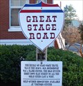 Image for Great Stage Road - Jonesborough, Tennessee