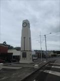 Image for Goomeri War Memorial Clock, Moore St, Goomeri, QLD, Australia