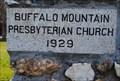 Image for 1929 - Buffalo Mountain Presbyterian Church - Willis,Va