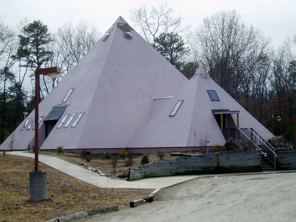 Pyramid House Church Pomona Nj Image