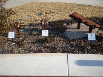 Artifacts from the Pentagon, WTC, and Shanksville