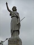 Image for War Memorial - Monument - Llanbradach, Wales.