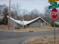Image for Double Hyperbolic Paraboloid House - Lawrence, Kansas