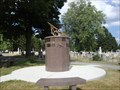 Image for Sundial - Mt Hope Cemetery - Rochester, NY