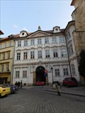 Image for Embassy of the Sovereign Military Order of Malta - Praha, CZ