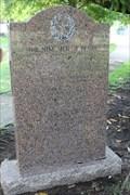 Image for The Nine Men of Praha -- Texas State Cemetery, Austin TX