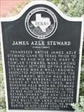 Image for James Azle Steward