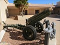 Image for M1A4 75mm Pack Howitzer - Arizona Military Museum, Papago AAF, Phoenix, AZ