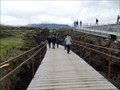 Image for Thingvellir Boardwalk  -  Thingvellir National Park, Iceland