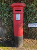 Image for Victorian Pillar Box - Lansdown Road - Glencairn Park Road, Cheltenham, Gloucestershire, UK