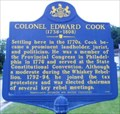 Image for Colonel Edward Cook (1738-1808)