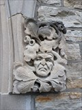 Image for Chimeras and Gargoyles of the Beechwood cemetery church - Ottawa, Ontario, Canada