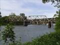 Image for Umpqua River Railroad Crossing, Winchester Oregon