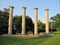 Image for Former U.S. Post Office Columns - Poplar Bluff, Missouri