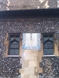 Image for Sundial, St Andrew's - Norwich, Norfolk