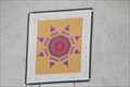Image for Starry Diamonds Barn Quilt - Centerville, IA