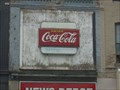 Image for Coca Cola sign - London, Ontario