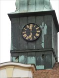 Image for Chateau Clock - Novy Berstejn, Czech Republic
