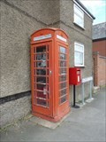 Image for Red Telephone Box - Bagworth Road - Barlestone, Leicestershire