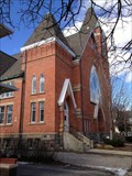 Image for First United Methodist Church, Ypsilanti, Michigan