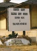 Image for Hudspeth County Railroad Depot Museum - Sierra Blanca, TX