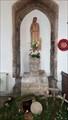 Image for St Kyneburgha - St Kyneburgha's church - Castor, Cambridgeshire