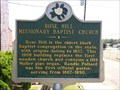 Image for Rose Hill Missionary Baptist Church - Natchez, MS