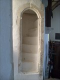 Image for Rood Screen Stairs - St Mary's Church, Church Road , Monewden, Suffolk, IP13 7DA