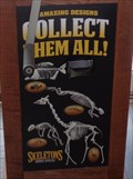 Image for Skeletons - Animals Unveiled - Penny Smasher - Orlando, Florida, USA.