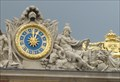 Image for Lion in the Facade of the Clock at the Chateau de Versailles - Versailles, France