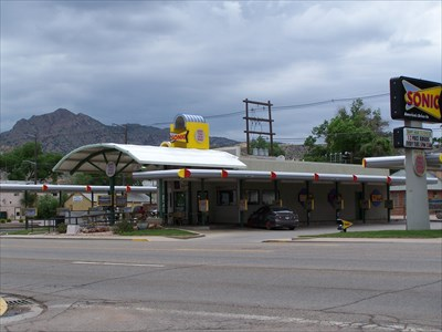 Sonic Royal Gorge Blvd Canon City Co Drive In Restaurants On Waymarking